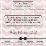 Valentine's Day Coupon